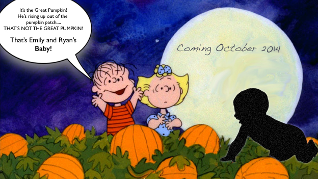 It's the Great Pumpkin...(?)